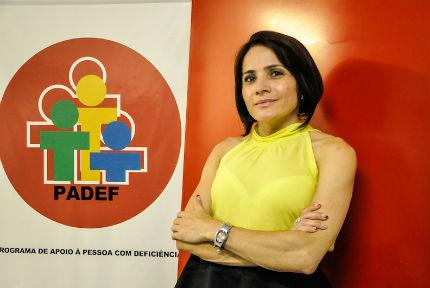 """Marinalva Cruz, coordenadora do Padef: """"Este ano, em nenhum mês o número de admitidos chegou sequer a 10% dos encaminhamentos realizados"""""""